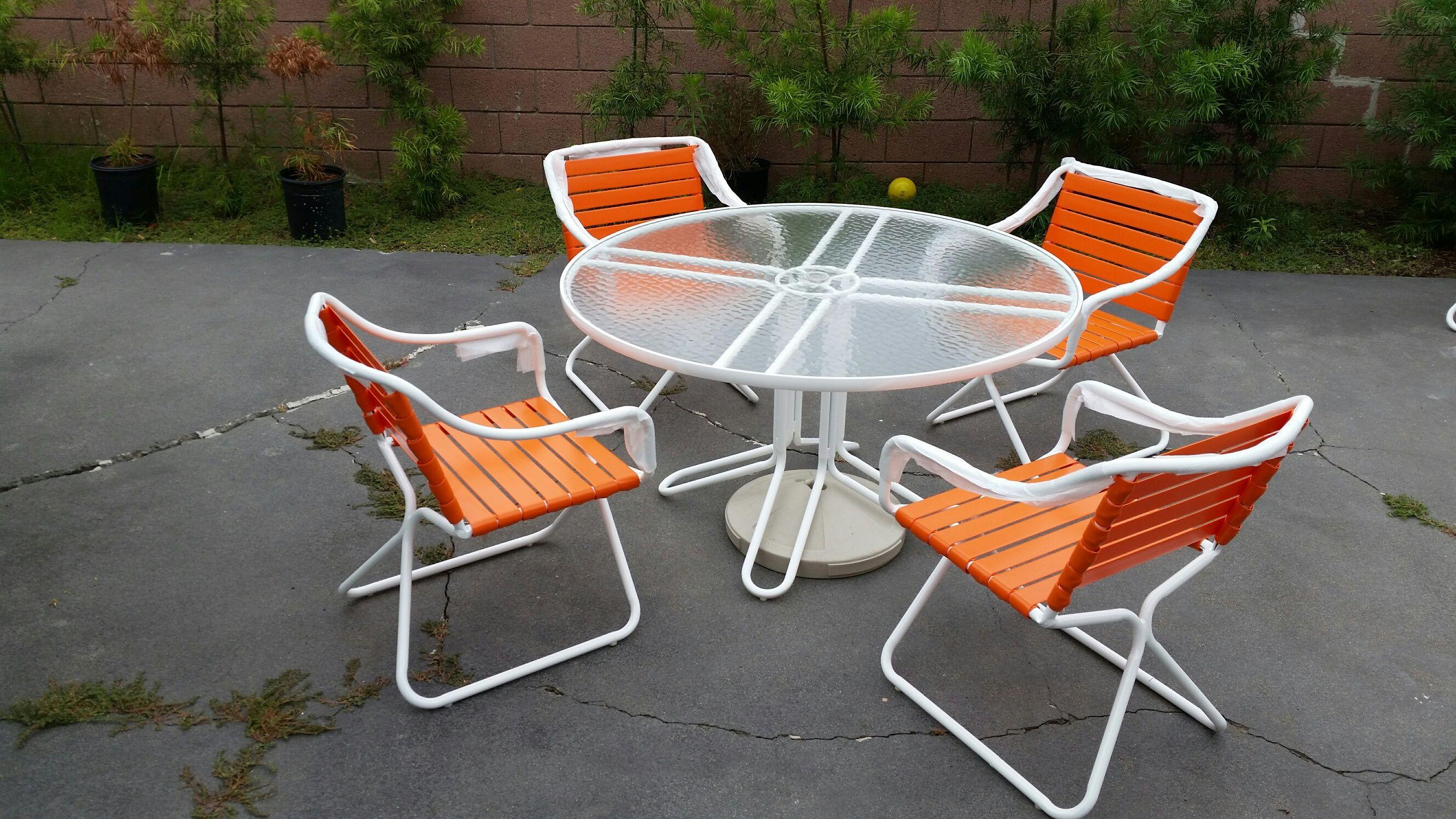 Brown Jordan Kailua Restored By Cfrpatio Outdoor Furniture Sets