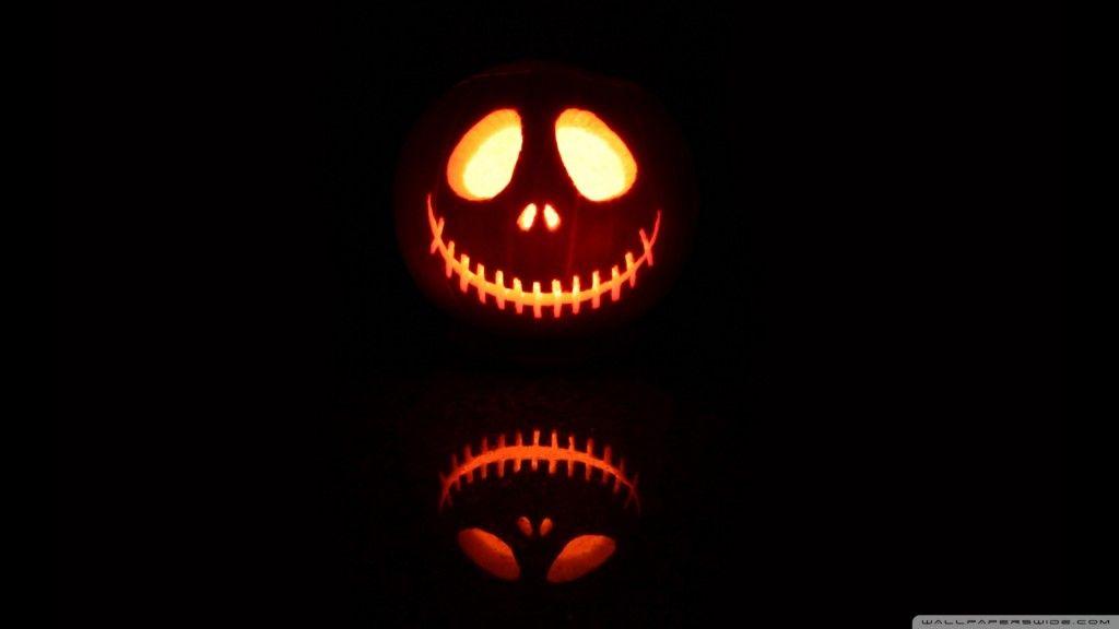 31 Spooky Halloween Desktop Wallpapers For 2014 Nightmare Before Christmas Pumpkin Cheap Halloween Decorations Halloween Desktop Wallpaper
