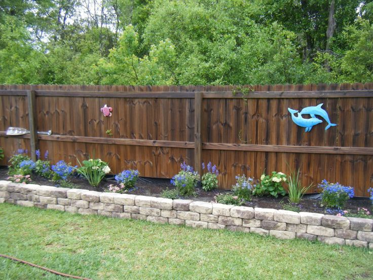 Image result for raised flower border