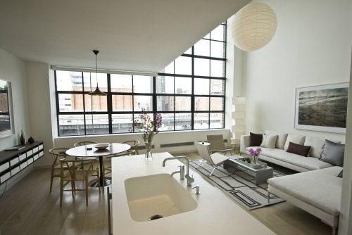 24 id es de mezzanines pour votre loft mezzanine - Idee deco plafond poutre ...