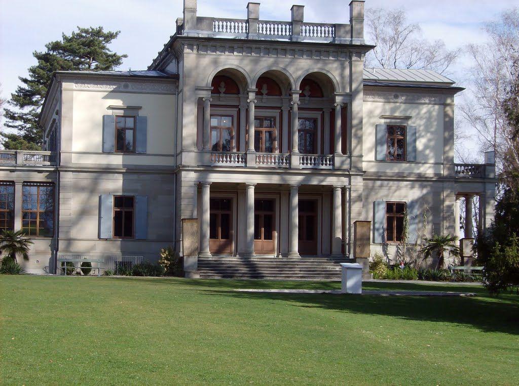 Zürich - Villa Wesendonck