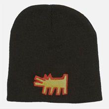 Barking Dog  Knit Hat