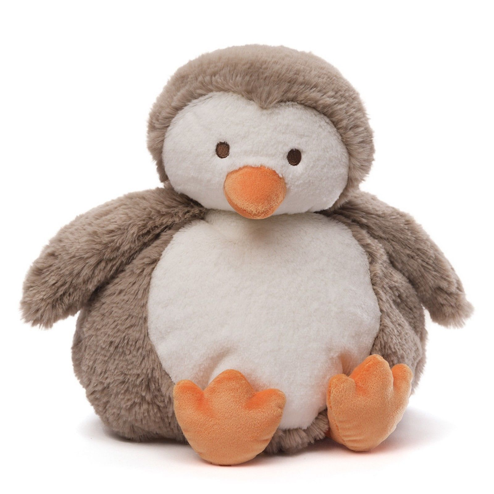 Gund 2598 Gund Stuffed Penguin Chub Baby Safe 10 Inches