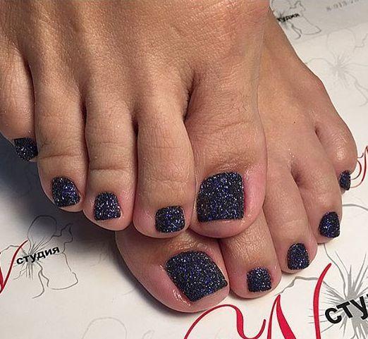 Black Toe Nail Art - Black Toe Nail Art TOE NAIL ART In 2018 Nails, Toe Nails, Nail Art