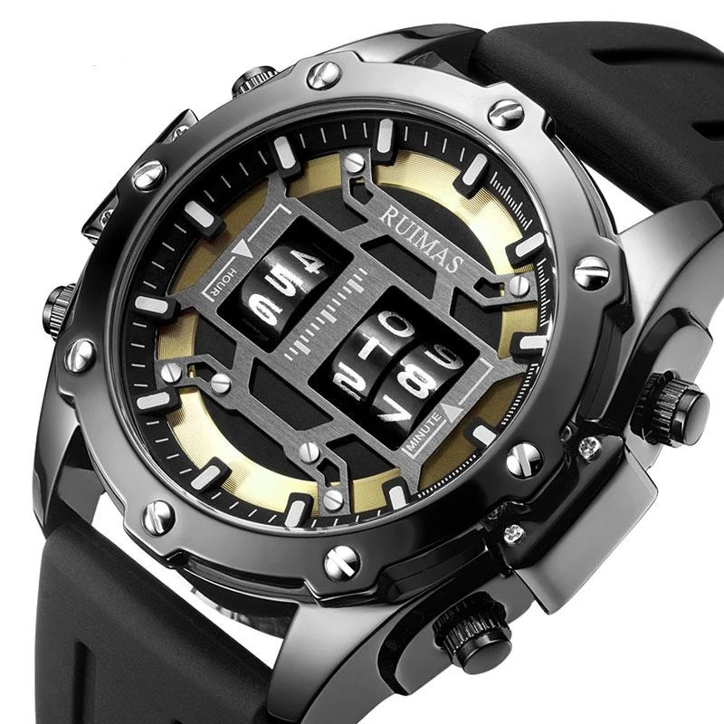 Unique Rolling Design Fathers Watches