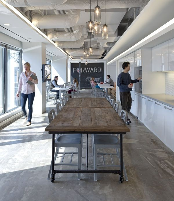 GMMB Workplace Interiors By Leah Fuerst Raley, Via Behance