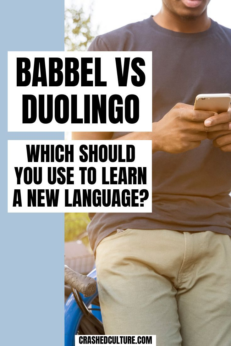 Babbel vs Duolingo One or the Other? Or Both? in 2020