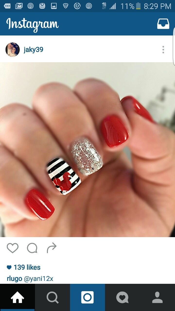 Disney world | Nail art! | Pinterest | Nageldesign, Gel nagellack ...