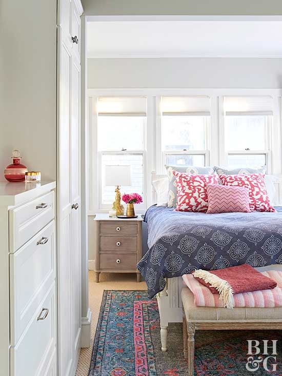 A Victorian Manor Packed With Playful Decor Bedroom SimpleFeminine