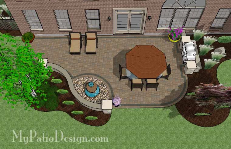 01. Patio Designs for Straight Houses - Page 2 ... on Patio Designs For Straight Houses id=35160