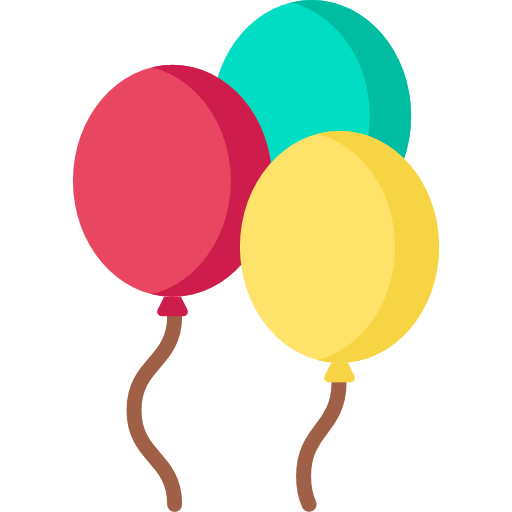 Balloons Free Vector Icons Designed By Freepik Vector Icon Design Vector Free Free Icons