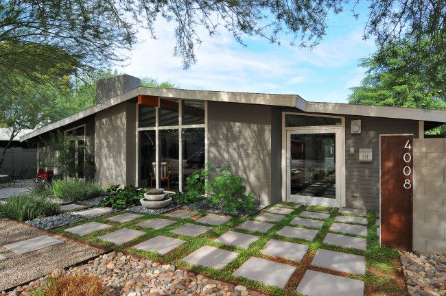 5 Ralph Haver Mid-Modern Century Homes - iModern Home - Cool Stuff ...