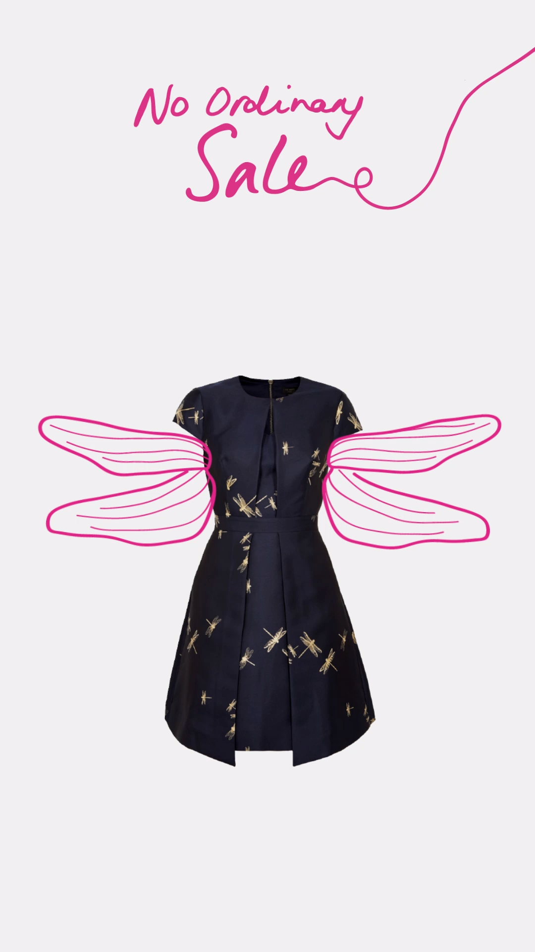 ff0c3987a5e Get set for any occasion with Ted's stylish selection of dresses ...