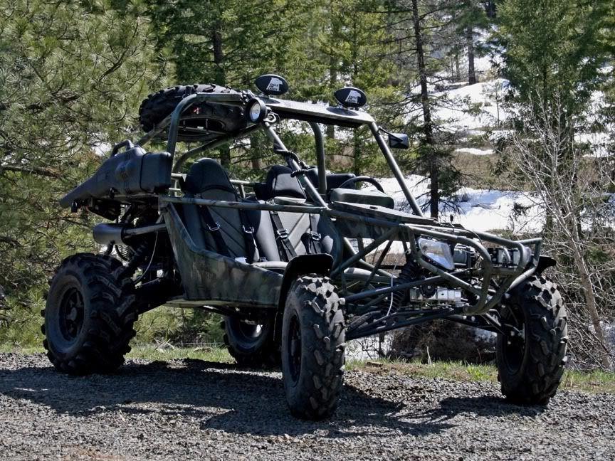 Sand Rail Dune Buggy Survivalist Forum Make Stuff