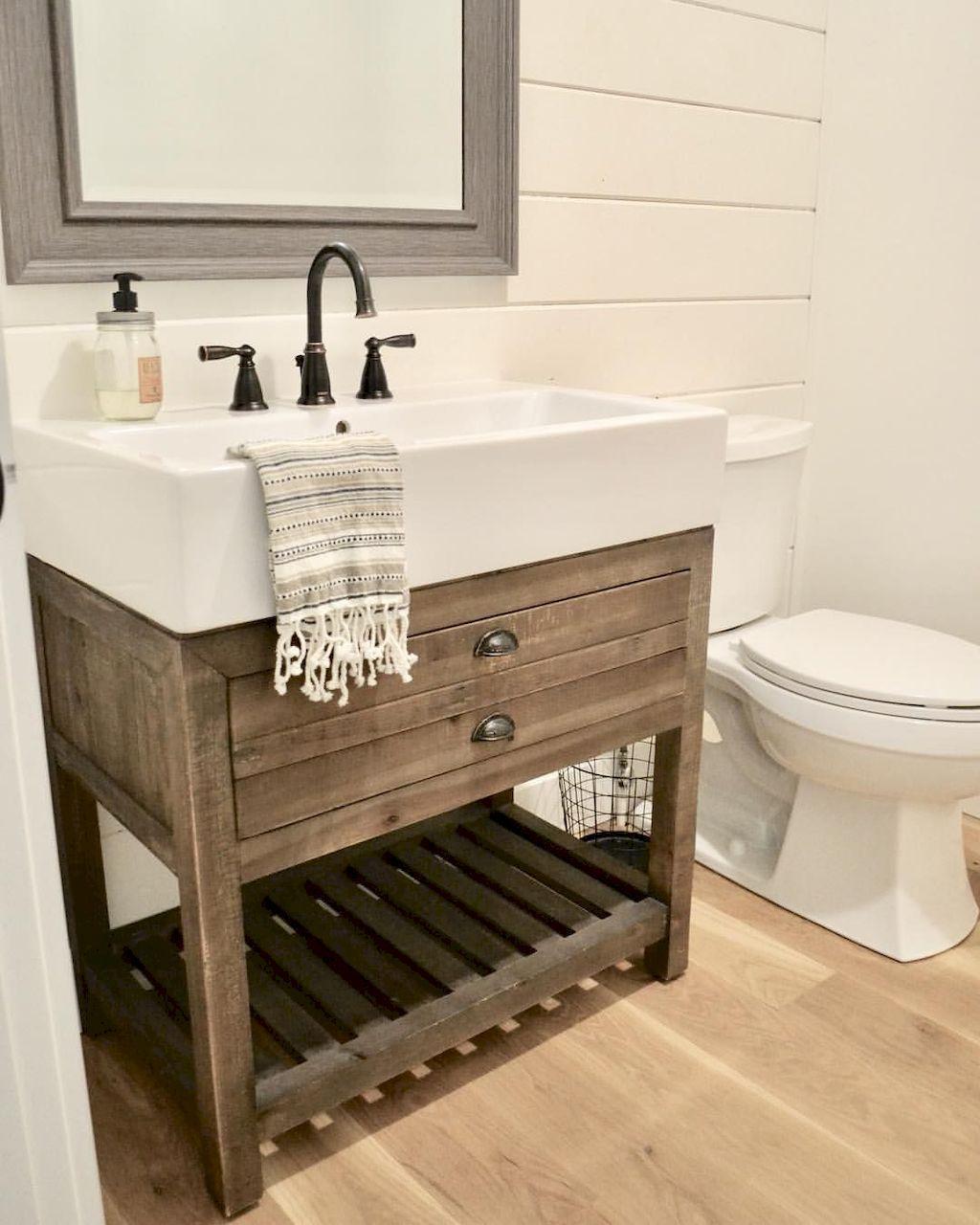 75 Cool Farmhouse Bathroom Makeover Design Ideas Bathroom Ideas