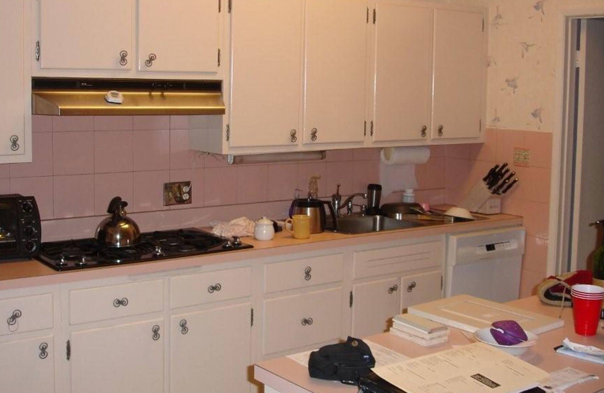 Before And After Refacing Gallery In 2020 Kitchen Refacing Kitchen Cabinets Before After Kitchen