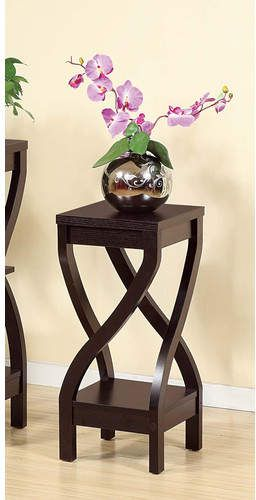 i love this end tableplant stand it is so cute