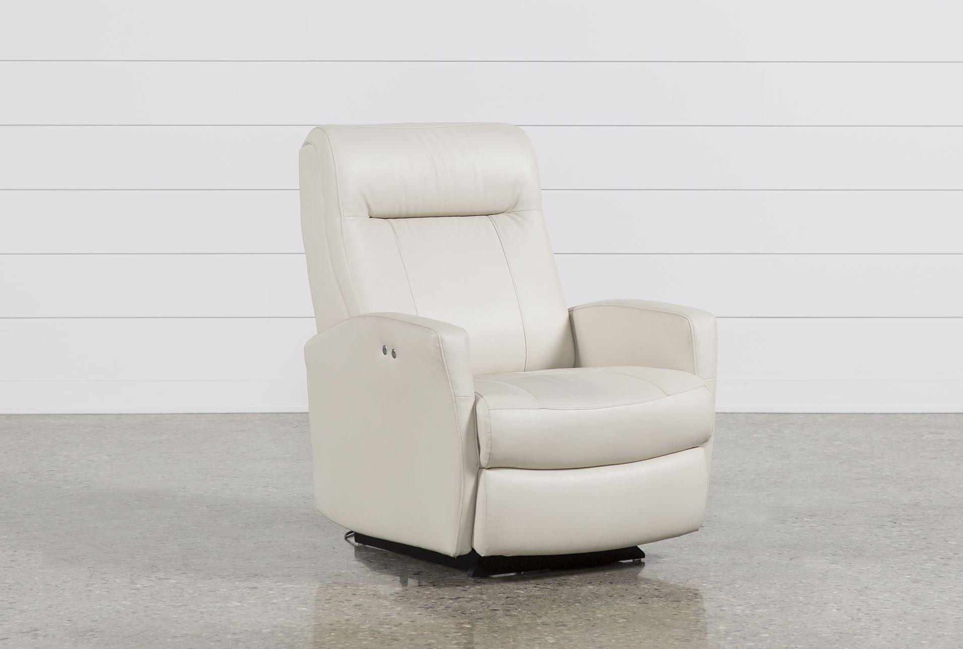 Dale Ii Power Rocker Recliner Living Spaces With Images Recliner Living Furniture Rocker Recliners