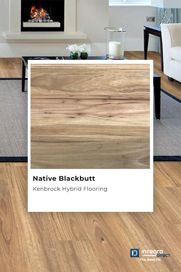 Fusion Hybrid in Native Blackbutt in 2020 Flooring