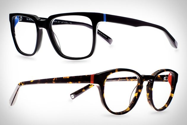 Warby Parker Man of Steel Collection. I need some of these are reading  glasses. fe96677b88c