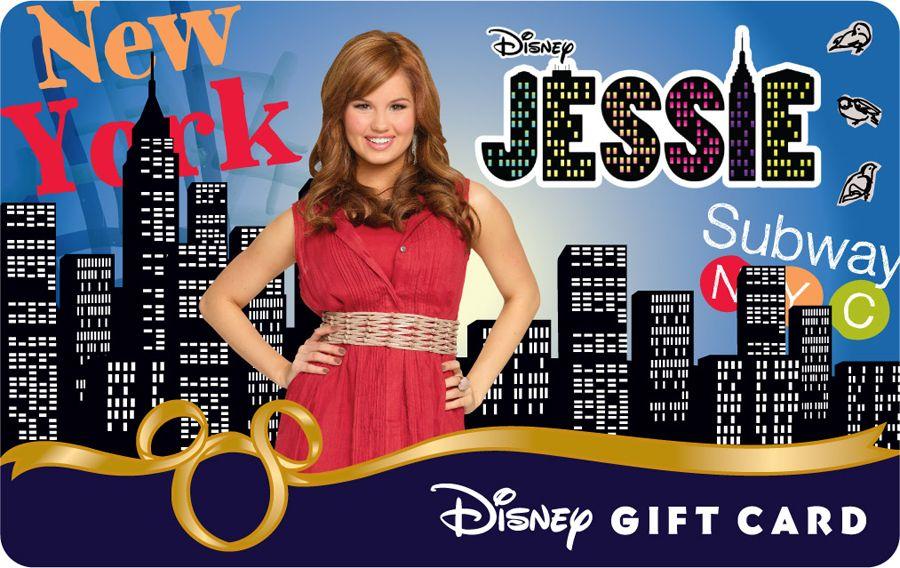 Jessie Prescot (Debby Ryan)