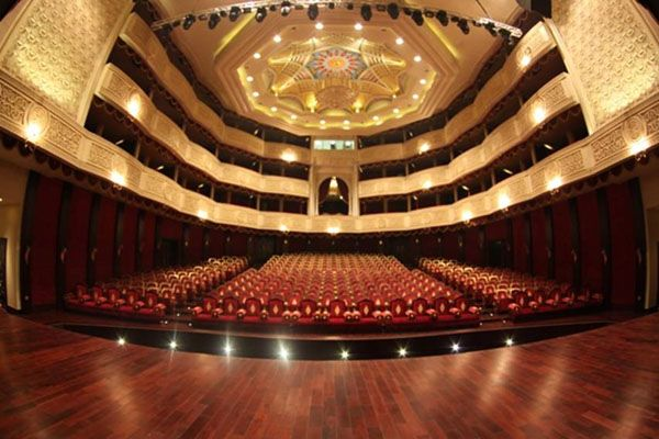 Pin By Seven Colonial On Grand Opera Houses And Theatres Concert Hall Sydney Opera House Qatar