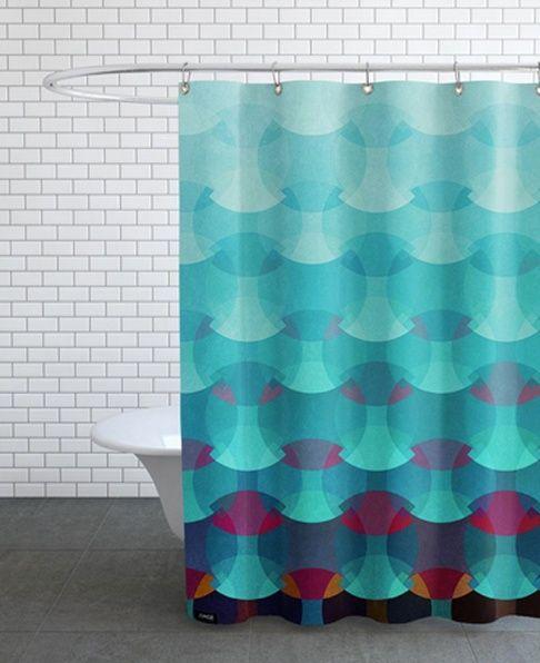 Designer Duschvorhänge bedruckte duschvorhänge juniqe
