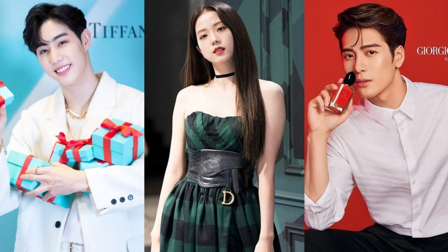 K Pop Idols Who Are Chosen As Ambassadors And Model For Top Luxury Brands News Kpopstarz Top Luxury Brands Luxury Branding Korean Male Models