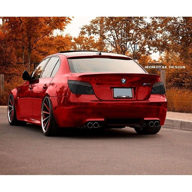 M5 E60: This M5 Is Magic..with Vossen CV1