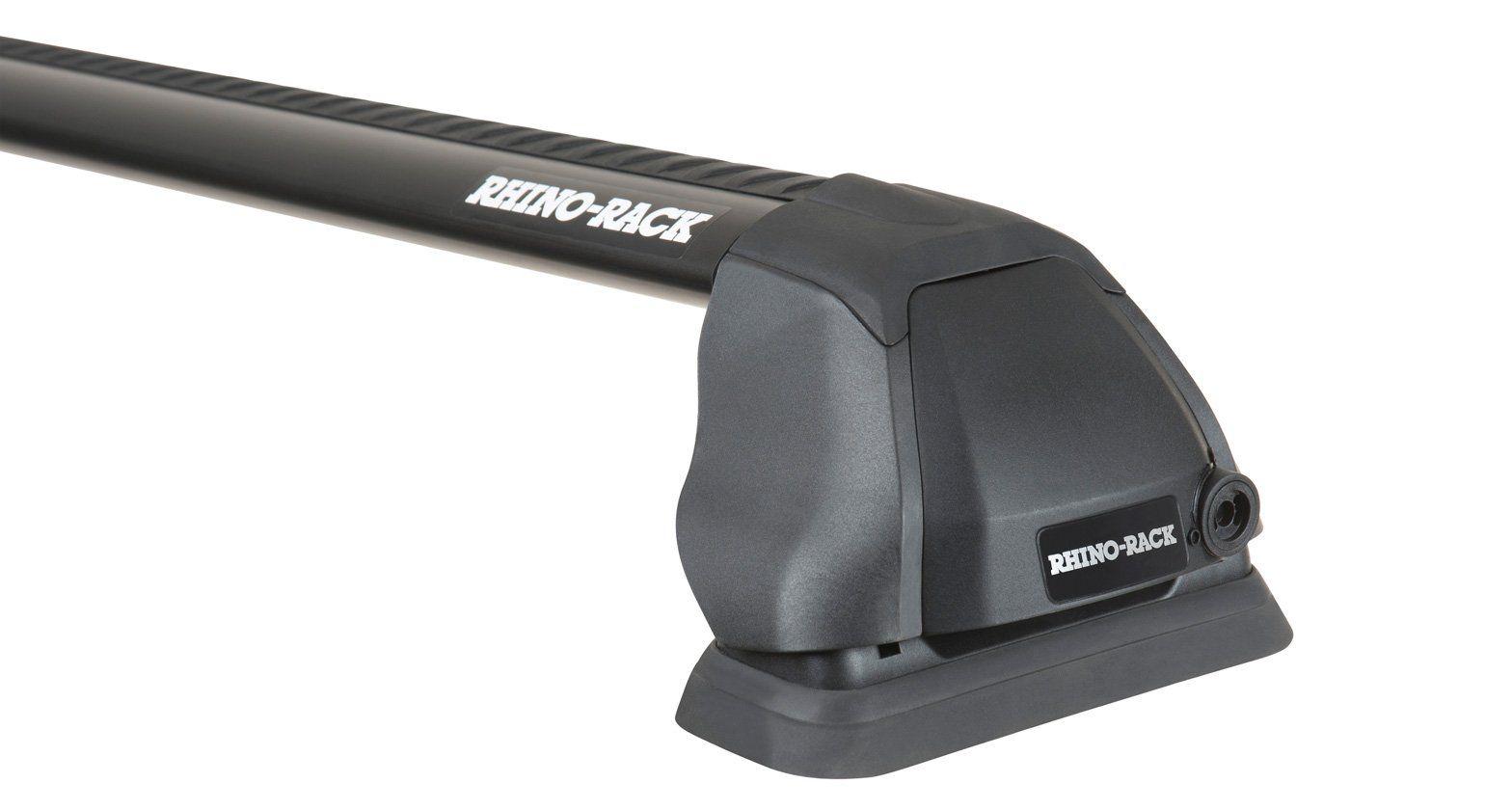 Rhino Rack Rs680b 2500 Rs Fmp 2 Bar Roof Rack Black Roof Rack Volkswagen Passat Toyota Prius