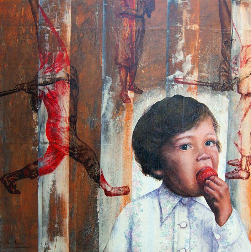 © Óscar Moreno Plaza | El Arte, una opción de vida | #Pintura | Cóctel Demente
