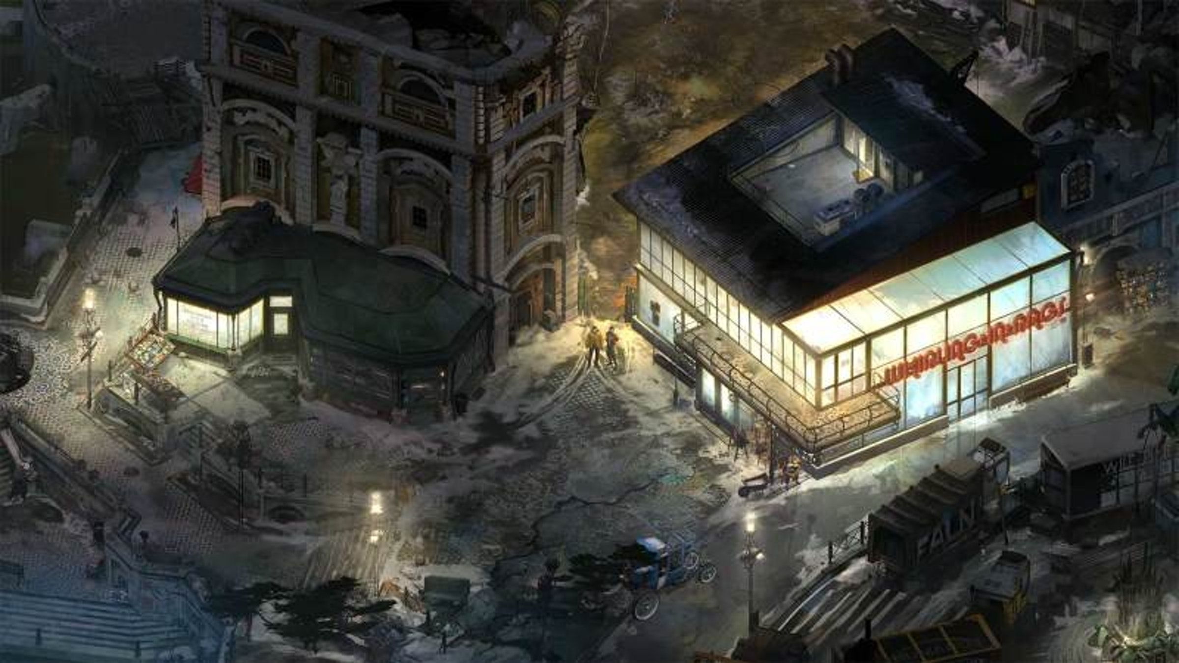 Swallowed By Disco Elysium Www Splicetoday Com In 2020 Elysium Disco Games To Buy