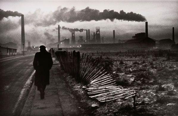 Don McCullin fotografo inghilterra