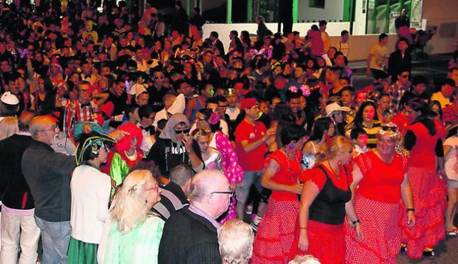 Grupo Mascarada Carnaval: Del Caribe al Olimpo