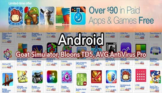 amazon free game apps for android