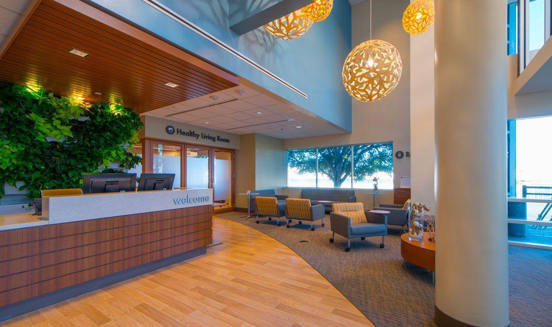 Kaiser Permanente's 'Health Hub' design named a finalist