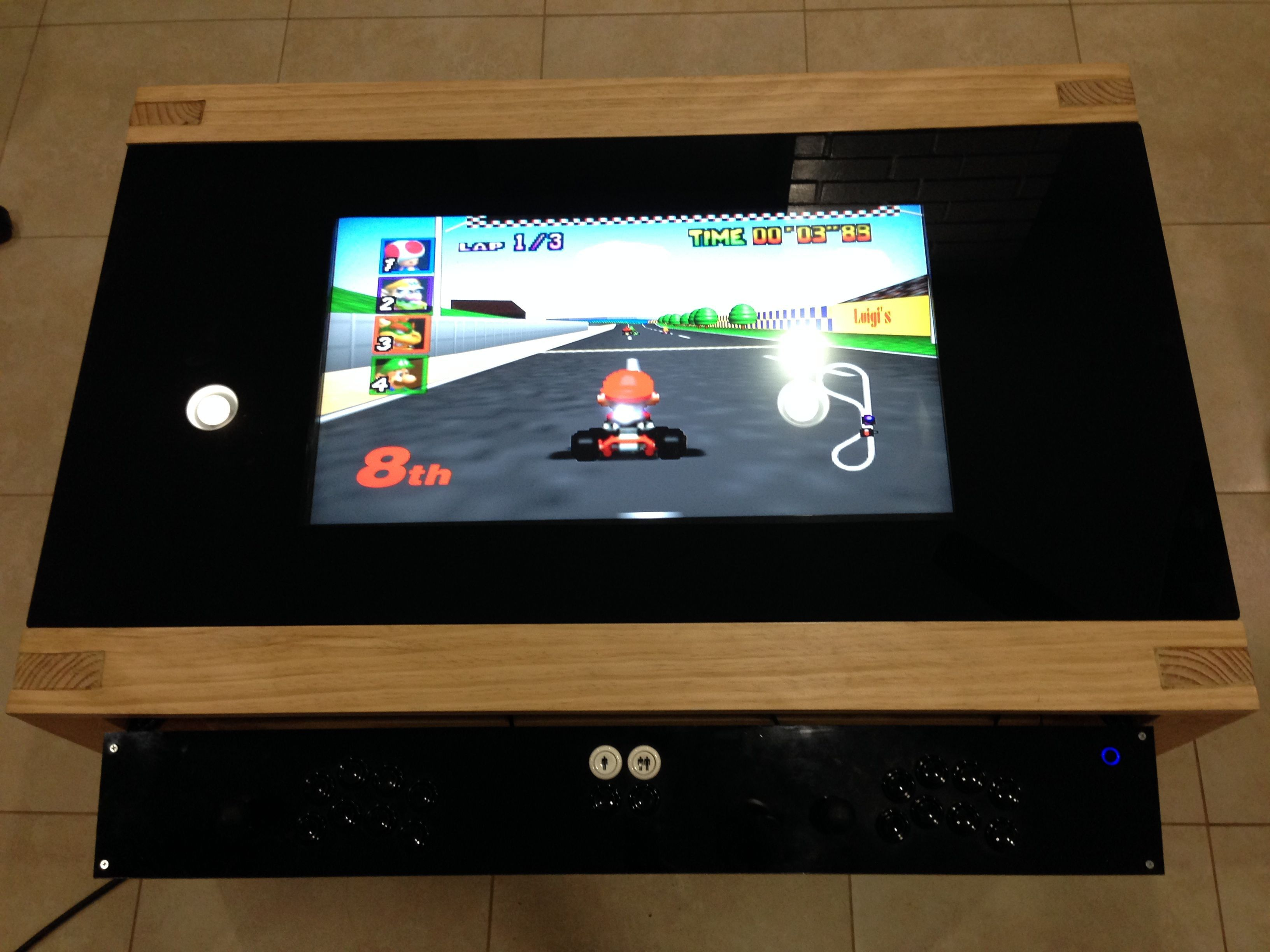 Imgur The Most Awesome Images On The Internet Coffee Table Arcade Arcade Table Coffee Games [ 2448 x 3264 Pixel ]