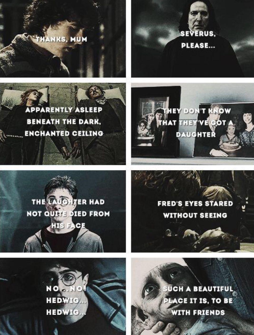 Pin On Sad Harry Potter