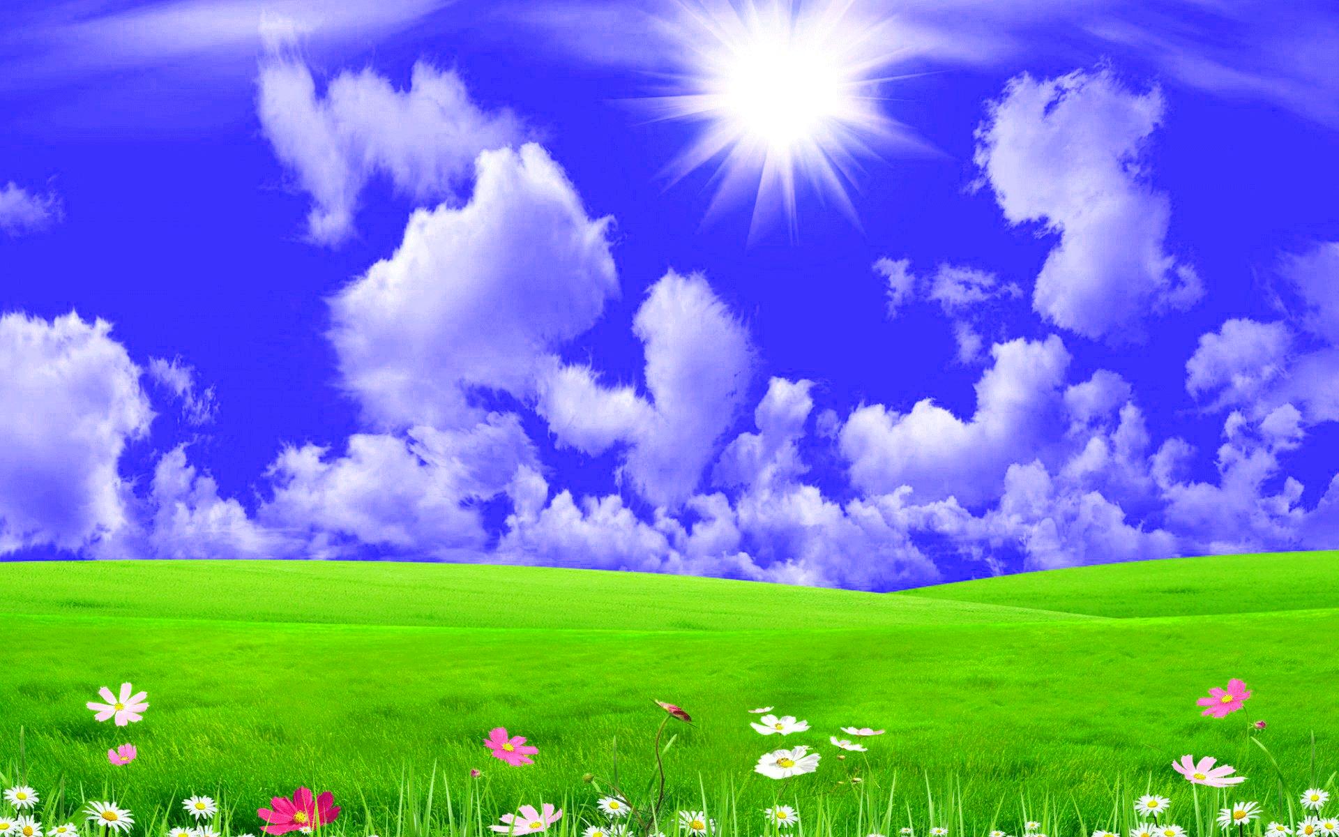 Hd Beautiful Nature Wallpapers And Photos Hd Landscape Wallpapers Beautiful Nature Wallpaper Nature Wallpaper Sunshine Wallpaper