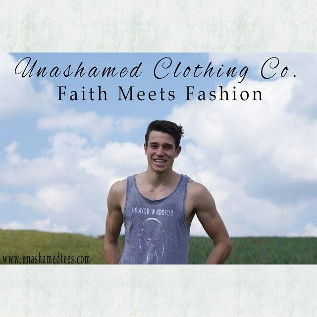Praise Warrior Tank by Unashamed Tees. Faith Meets Fashion. Unashamed!