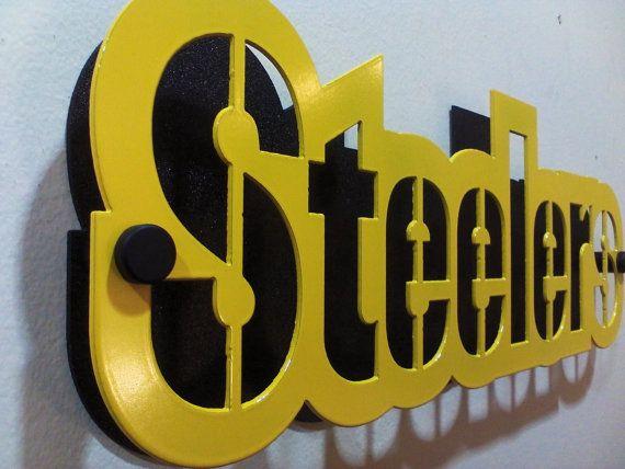 NFL steelers. 3d, plaque, plaques, Corporate Art, Metal Wall Art ...