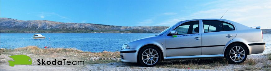 Škoda Octavia VRS 1 8 (www Skoda-Team com) | skoda-team com