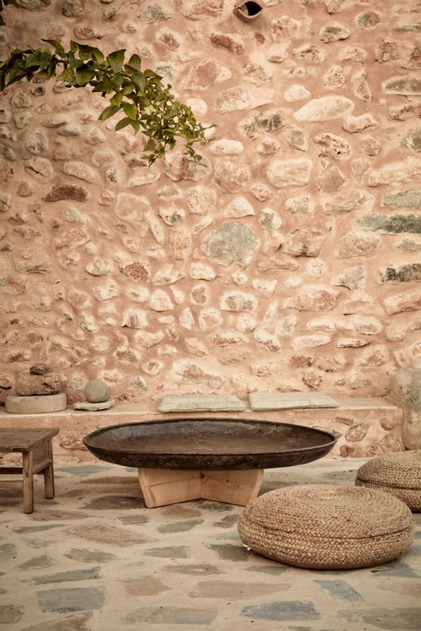 Een warm en zonnig Ibiza interieur | Pinterest | Ibiza style and ...