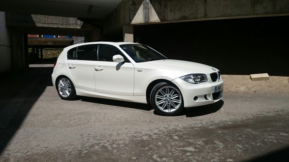 Another Exclusive Colour Available Only At Bossdog Pwf Matt Diamond White
