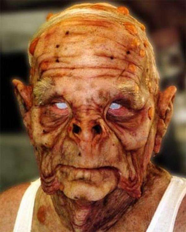 Horror Movie Makeups