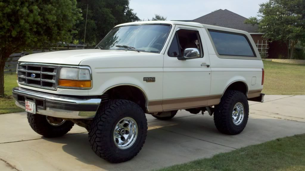 1995 Bronco With King Ranch Interior Fsb Forums Ford Bronco King Ranch Interior 1995 Ford Bronco
