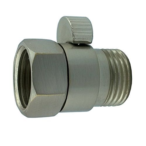 Angle Simple Q100p Shut Off Shower Valve For Shower Head Shower