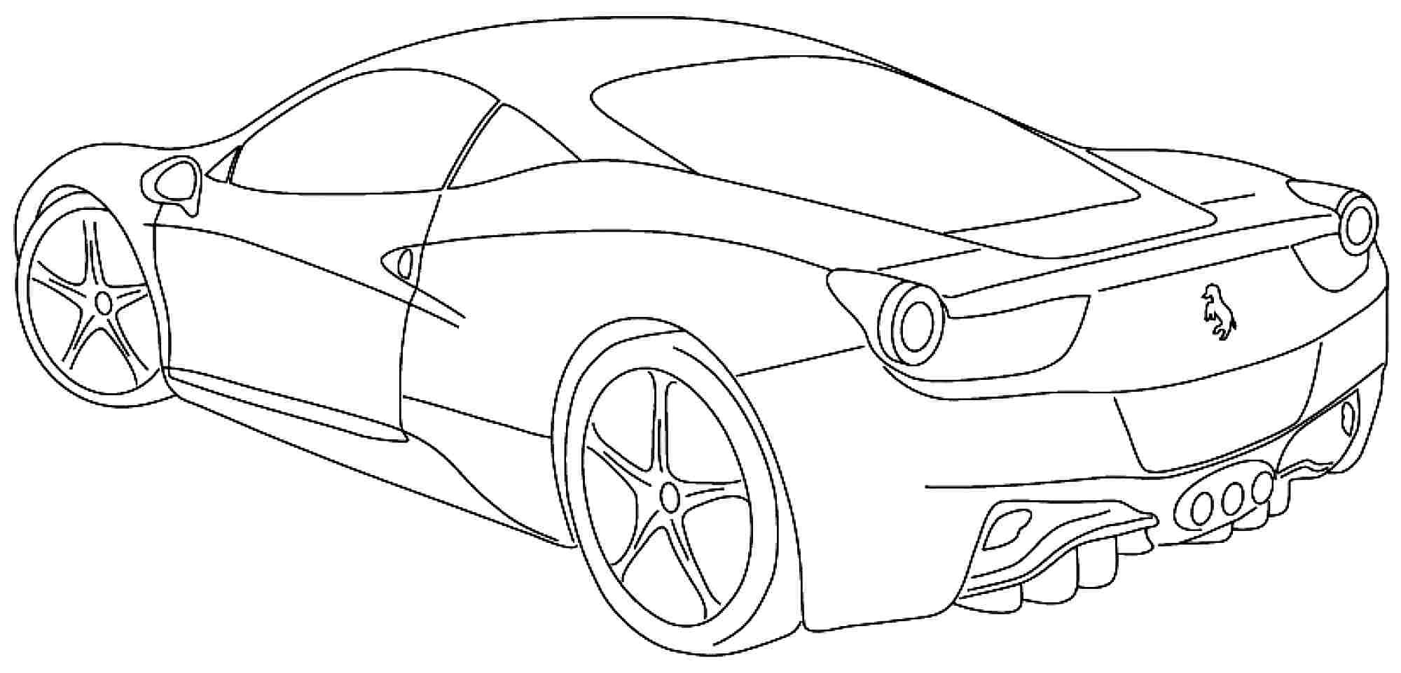 Sports Cars Coloring Pages Cars Coloring Pages Race Car Coloring Pages Sports Coloring Pages
