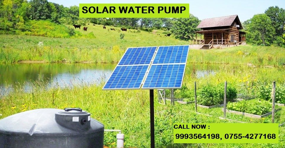 Solar Dc Surface Submersible Pump Day Operation Surface Pump 1 Hp X 900 Watts 2 Hp X 1800 Watts Solar Panel Solar Water Pump Solar Water Water Pump System