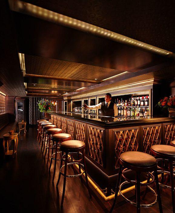 Luxury Bar, Bar Counter Design, Bar Interior
